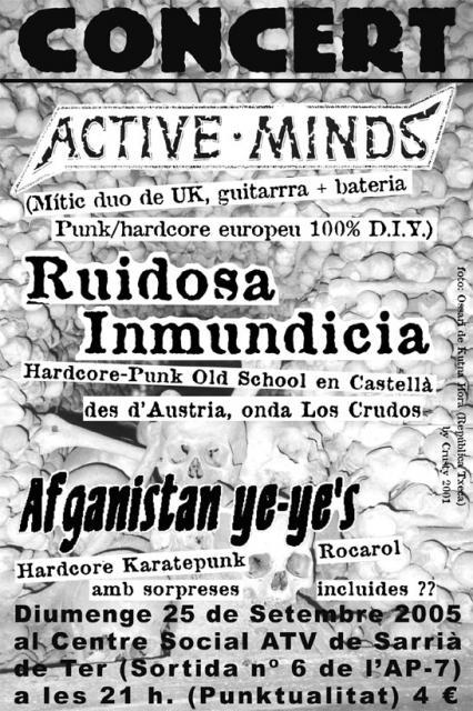 Active Minds + ...