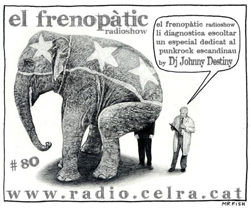 El Frenopàtic radioshow #80
