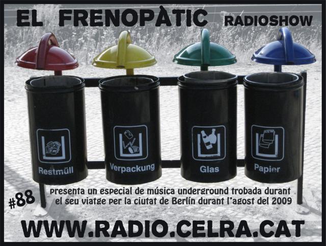 El Frenopàtic radioshow #88