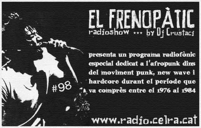 El Frenopàtic radioshow #98