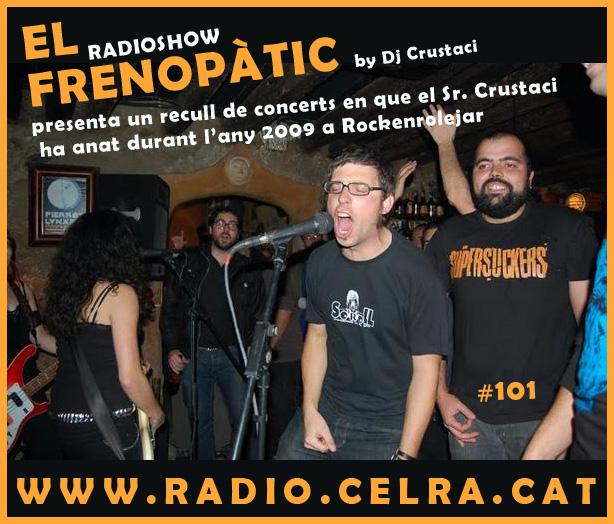 El Frenopàtic radioshow #101