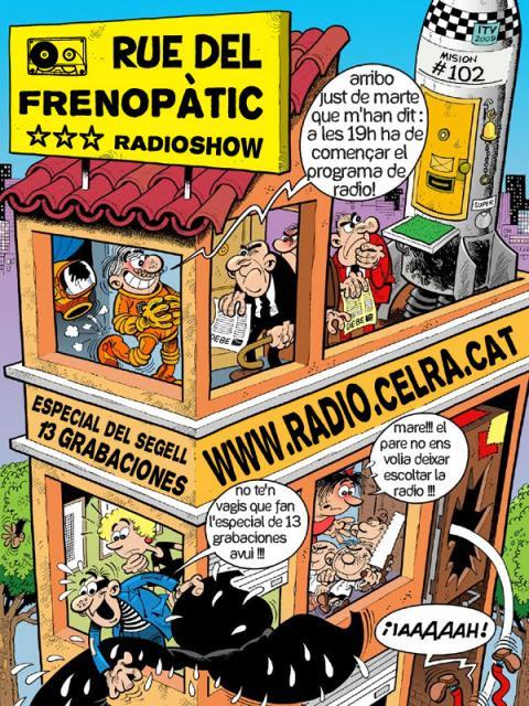 El Frenopàtic radioshow #102