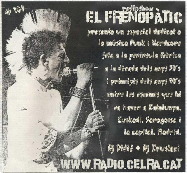El Frenopàtic radioshow #104