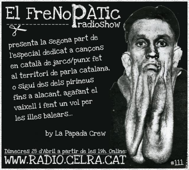 El Frenopàtic radioshow #111