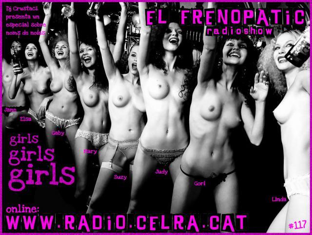 El Frenopàtic radioshow #117 A