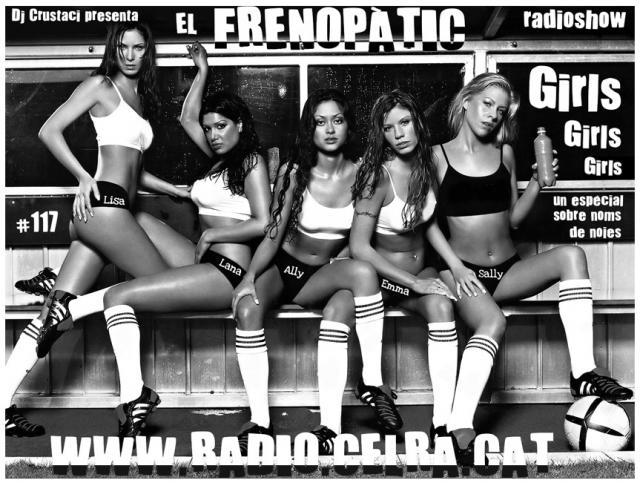 El Frenopàtic radioshow #117 B
