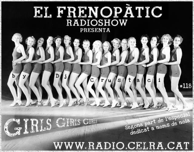 El Frenopàtic radioshow #118