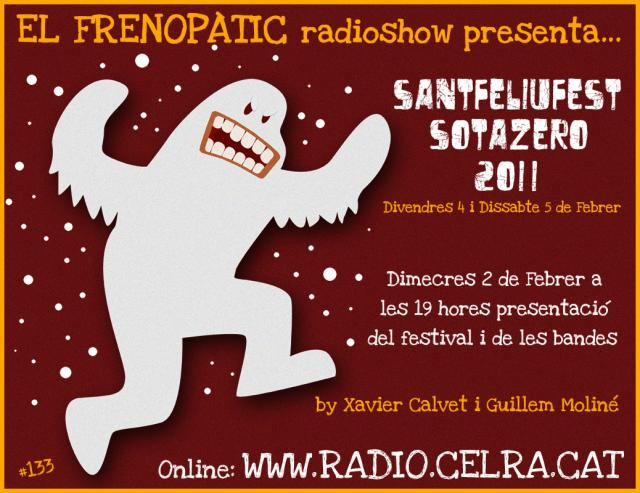 El Frenopàtic Radioshow #133