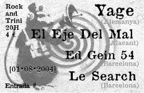 Yage + ...